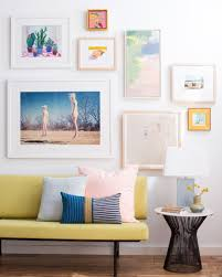 how to hang art prints without frames the emily henderson way to shop frame and hang gallery walls