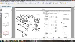 mercedes benz sprinter 2003 parts manual youtube