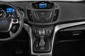 Ford Escape 2016 - 2016 ford escape instrument panel interior photo automotive com