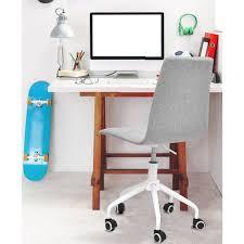 vinyl office chair rocket potential incredible mainstays desk