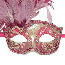 mascarade mask venetian mask in london for and gold can can feathered