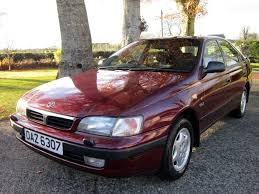 1997 toyota carina e 2 0 cdx manual 5dr same owner 15 years