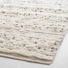 World Market Rug Ivory Moroccan Style Wedding Blanket Wool Area Rug Moroccan