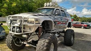 durango jeep 2000 2000 monster dodge durango on 49s monster trucks for sale