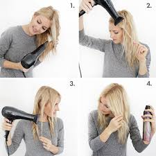 best way to create soft waves in shoulder length hair create soft waves with just a hair dryer a beautiful mess