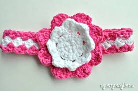 crochet headbands for babies crochet seed stitch baby headband free crochet pattern my