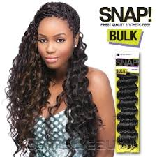 sensationnel synthetic hair braids snap bulk 24 hair