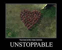 Zerg Rush Meme - happy valentine s day r starcraft repost from last year