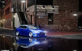 mitsubishi modified wallpaper 20 dream cars hd wallpapers renovate your desktop