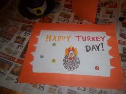 easy thanksgiving crafts for level one childcare