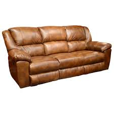3 way reclining sofa with drop down table