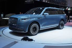 lincoln supercar 2018 lincoln navigator concept an outrageous suv with supercar