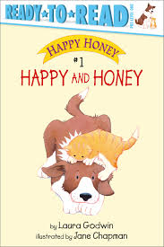 happy honey books by godwin and chapman from simon
