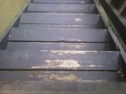 best heavy traffic exterior paint for wood stairs painting