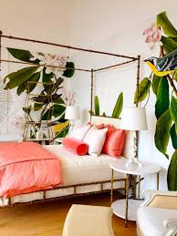 home decorating trends 2017 summer trends 2017 bedroom inspiration with tropical design