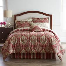Damask Print Comforter Home Expressions Chandler Complete Bedding Set With Sheets