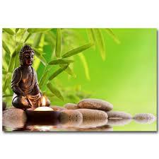deco chambre zen bouddha obtenir en ligne à bon marché zen affiche mur aliexpress com