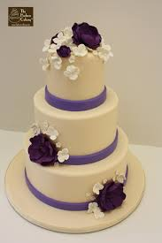 wedding cake lavender ivory lavender wedding cake the hudson cakery