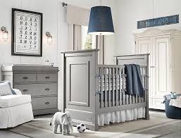 How To Decorate A Nursery For A Boy Boy Nursery Ideas Gray Blue Boys Nursery Design With Elephant