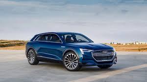 2018 audi q6 e tron concept price release date carmodel