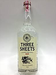 Quality Sheets Ballast Point Three Sheets Light Rum Quality Liquor Store
