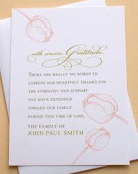 thank you for sympathy card friendship thank you notes for sympathy cards etiquette as well as