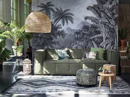 How To Do Minimalist Interior Design How To Nail The The U0027botanical U0027 Look One Of This Season U0027s