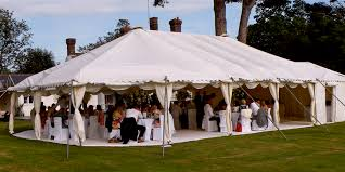 wedding backdrop hire kent kent marquees rounded ends open sides carpet