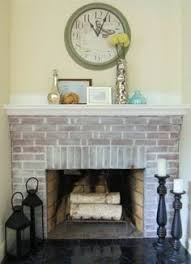 White Washed Stone Fireplace Life by Painted Brick Fireplace The Power Of Whitewash Whitewash Brick