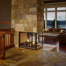 Regency Fireplace Inserts by Indoor Four Sided Gas Fire Places Pier Gas Fireplace U2013 Gas