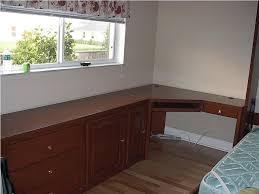 Solid Wood Corner Desk Solid Wood Corner Desk With Drawers Nice Solid Wood Corner Desk
