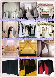wedding backdrop alternatives rk church wedding stage backdrop events decorations design curved