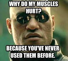 Sore Muscles Meme - sore muscle memes image memes at relatably com