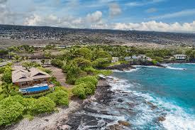 Beach Of Glass Hale Ohia Kai Oceanfront In Kailua Kona Hawaii Real Estate