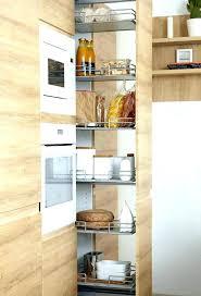 colonne coulissante cuisine cuisine rangement coulissant colonne de cuisine ikea 5 idaces pour