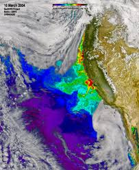 Map Of The Coast Of California Nasa Visible Earth Phytoplankton Off The Coast Of California