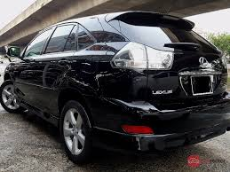 new lexus suv malaysia price 2006 lexus rx300 for sale in malaysia for rm78 800 mymotor