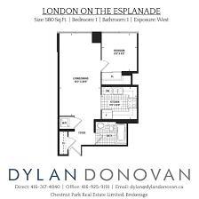 1 scott street floor plans luxury toronto condos