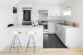 flush baseboard photo 3 of 10 in 6 marble alternatives for your kitchen worktops