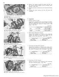 1968 1973 honda cb cl 250 cb cl sl350 motorcycle shop manual