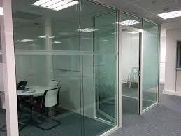 cloison amovible bureau création d espaces professionnels aménagement de bureaux