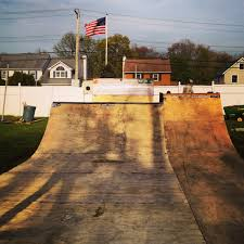 building a halfpipe would like to hear others opinions general