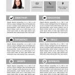 First Resume Examples by 10 Examples For Kid Resumes Within Resume Templates For Kids