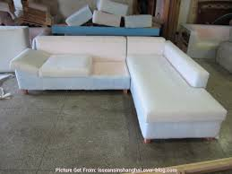 fabriquer canapé grand fabriquer coussin de canapé white river chalet