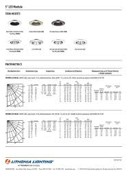 lithonia lighting catalog pdf lithonia lighting p series baffle 5 led recessed retrofit downlight