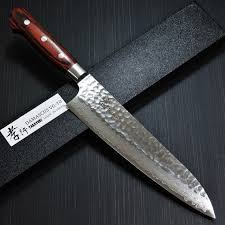 folded steel kitchen knives chefslocker japanese chefs knives asian knives new