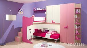 girls pink and purple bedroom beautiful pink decoration