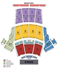 Miller Park Seating Map Greek Theatre Los Angeles Tickets Schedule Seating Charts