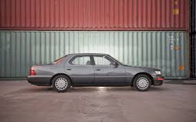 lexus ls400 1991 lexus ls 400 information and photos zombiedrive