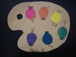 27 best homeschool mouse paint images on pinterest colours